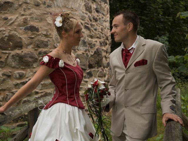 Le mariage de Julien et Aurélie à Masevaux, Haut Rhin 103