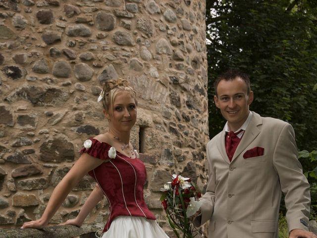 Le mariage de Julien et Aurélie à Masevaux, Haut Rhin 104