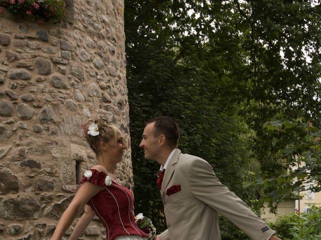 Le mariage de Julien et Aurélie à Masevaux, Haut Rhin 105