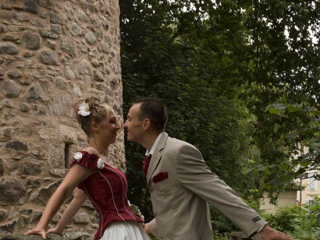 Le mariage de Julien et Aurélie à Masevaux, Haut Rhin 106