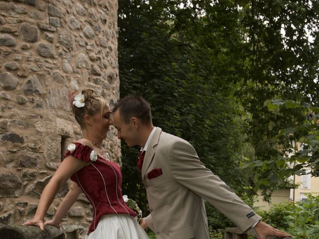Le mariage de Julien et Aurélie à Masevaux, Haut Rhin 107
