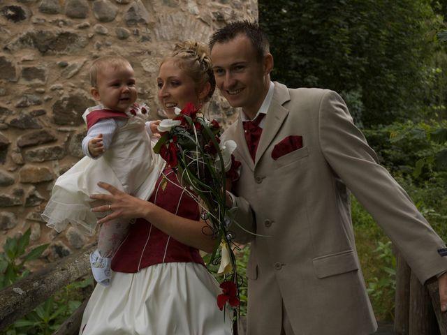 Le mariage de Julien et Aurélie à Masevaux, Haut Rhin 110