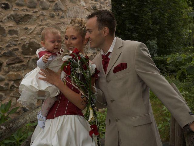 Le mariage de Julien et Aurélie à Masevaux, Haut Rhin 111