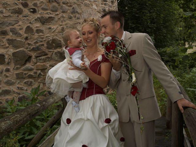 Le mariage de Julien et Aurélie à Masevaux, Haut Rhin 112