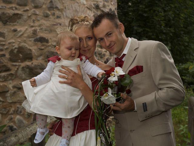 Le mariage de Julien et Aurélie à Masevaux, Haut Rhin 113