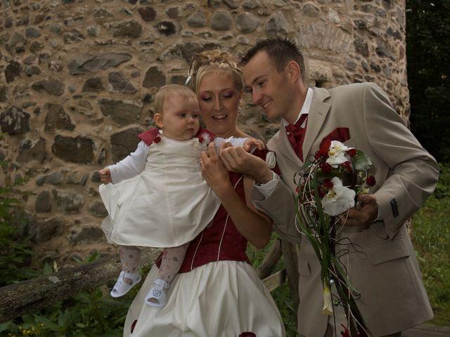 Le mariage de Julien et Aurélie à Masevaux, Haut Rhin 114
