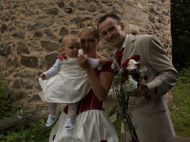 Le mariage de Julien et Aurélie à Masevaux, Haut Rhin 115