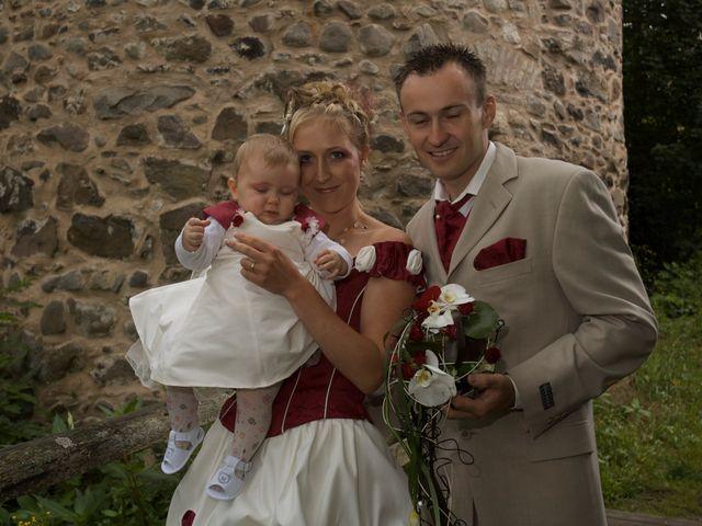 Le mariage de Julien et Aurélie à Masevaux, Haut Rhin 116