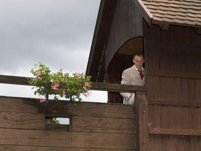 Le mariage de Julien et Aurélie à Masevaux, Haut Rhin 119