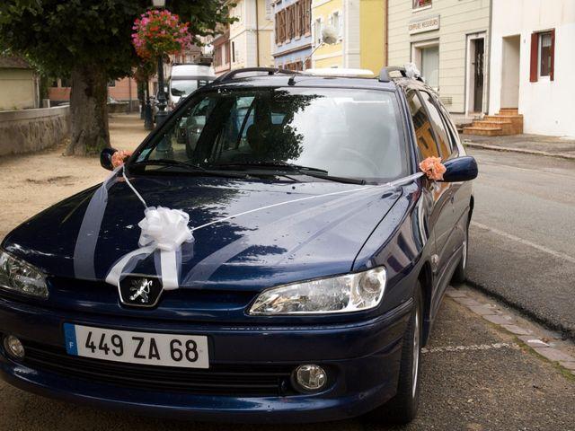 Le mariage de Julien et Aurélie à Masevaux, Haut Rhin 120