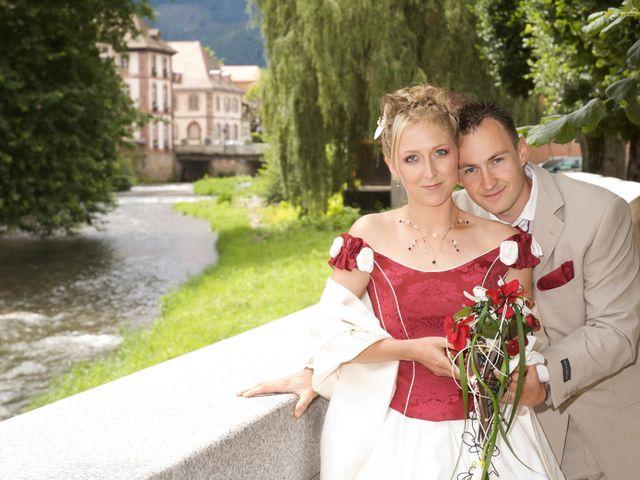 Le mariage de Julien et Aurélie à Masevaux, Haut Rhin 121