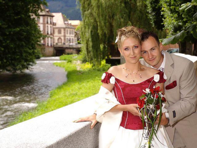 Le mariage de Julien et Aurélie à Masevaux, Haut Rhin 122