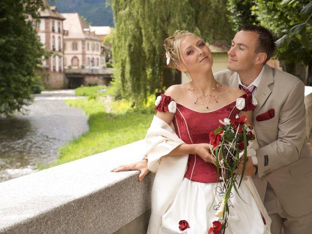 Le mariage de Julien et Aurélie à Masevaux, Haut Rhin 123
