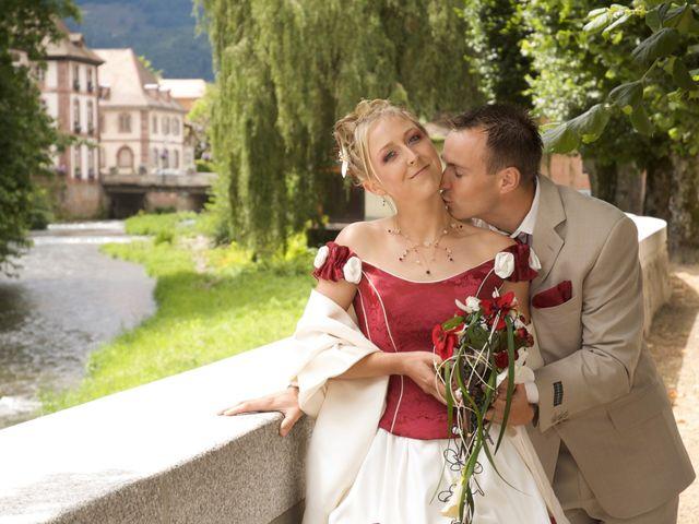 Le mariage de Julien et Aurélie à Masevaux, Haut Rhin 124