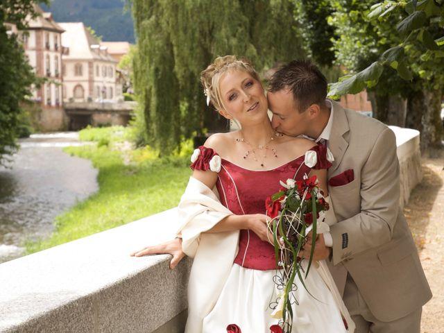 Le mariage de Julien et Aurélie à Masevaux, Haut Rhin 126