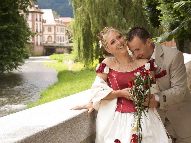Le mariage de Julien et Aurélie à Masevaux, Haut Rhin 127