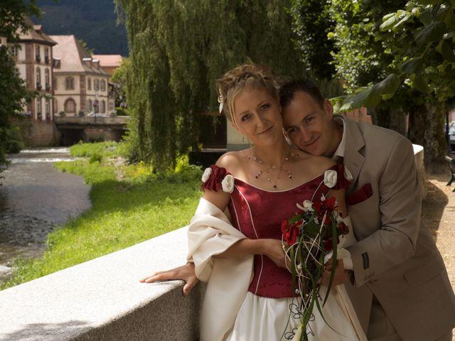 Le mariage de Julien et Aurélie à Masevaux, Haut Rhin 128
