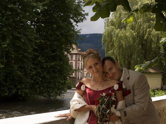 Le mariage de Julien et Aurélie à Masevaux, Haut Rhin 129