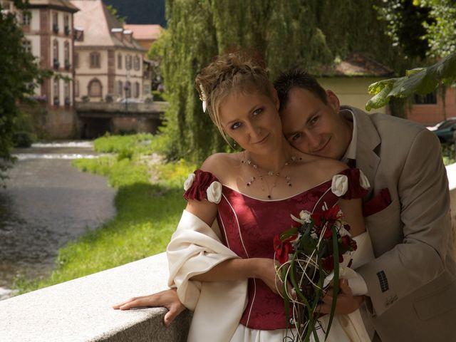 Le mariage de Julien et Aurélie à Masevaux, Haut Rhin 130