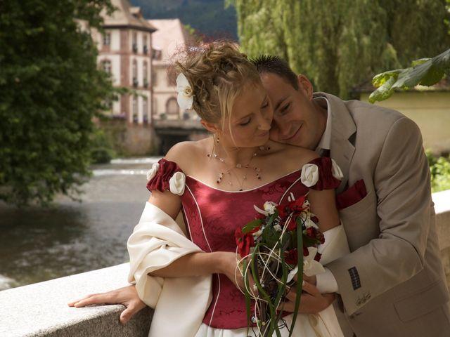 Le mariage de Julien et Aurélie à Masevaux, Haut Rhin 131