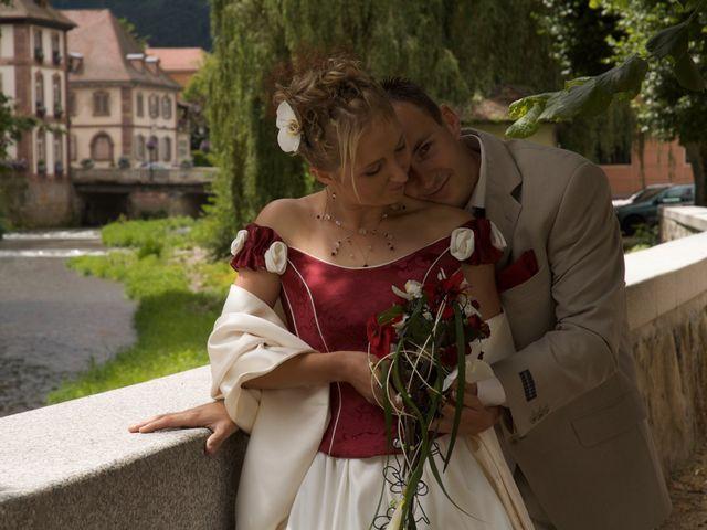 Le mariage de Julien et Aurélie à Masevaux, Haut Rhin 132