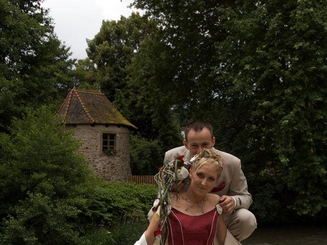 Le mariage de Julien et Aurélie à Masevaux, Haut Rhin 133