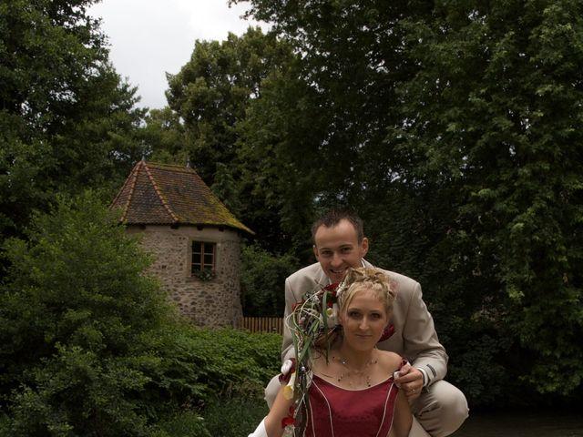 Le mariage de Julien et Aurélie à Masevaux, Haut Rhin 134