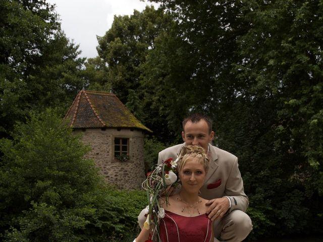 Le mariage de Julien et Aurélie à Masevaux, Haut Rhin 135