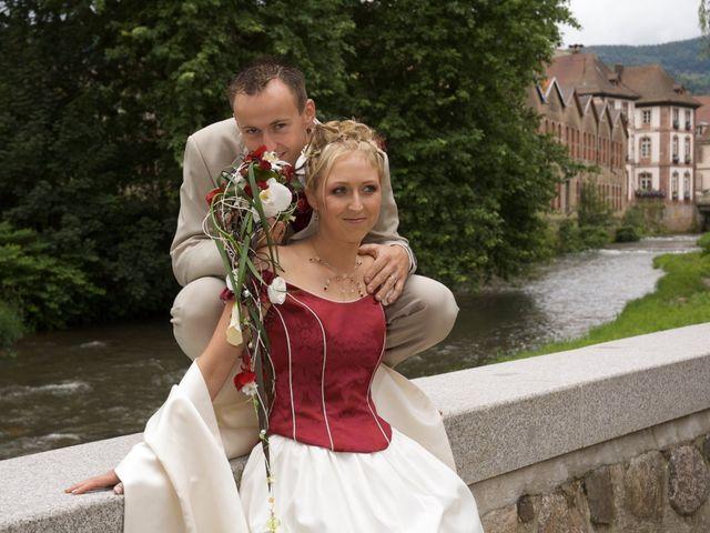 Le mariage de Julien et Aurélie à Masevaux, Haut Rhin 137