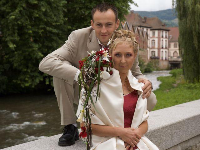 Le mariage de Julien et Aurélie à Masevaux, Haut Rhin 139