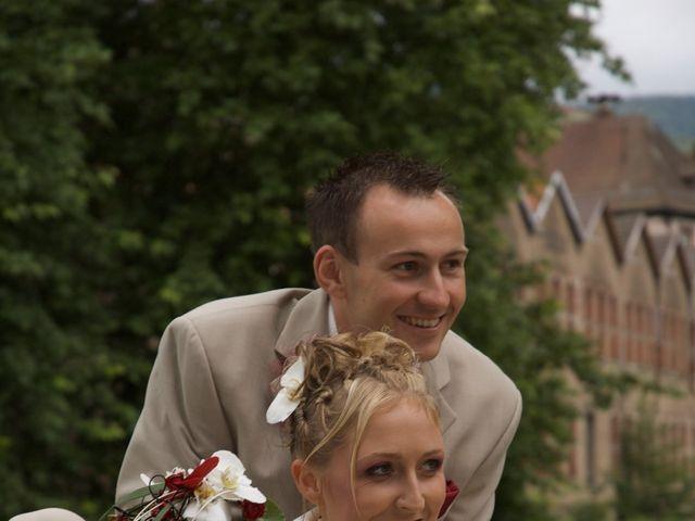 Le mariage de Julien et Aurélie à Masevaux, Haut Rhin 143