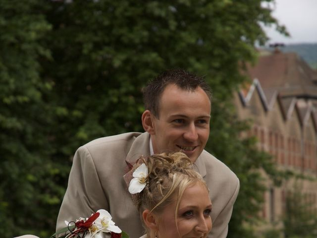 Le mariage de Julien et Aurélie à Masevaux, Haut Rhin 144