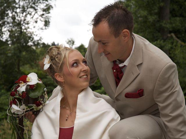 Le mariage de Julien et Aurélie à Masevaux, Haut Rhin 147