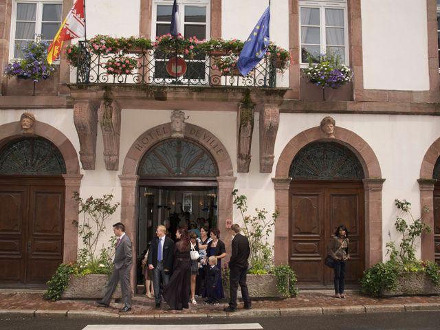 Le mariage de Julien et Aurélie à Masevaux, Haut Rhin 151