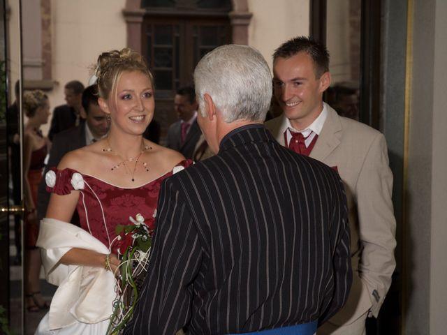 Le mariage de Julien et Aurélie à Masevaux, Haut Rhin 154