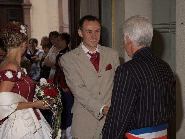 Le mariage de Julien et Aurélie à Masevaux, Haut Rhin 155