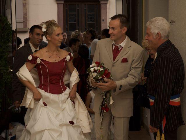 Le mariage de Julien et Aurélie à Masevaux, Haut Rhin 156