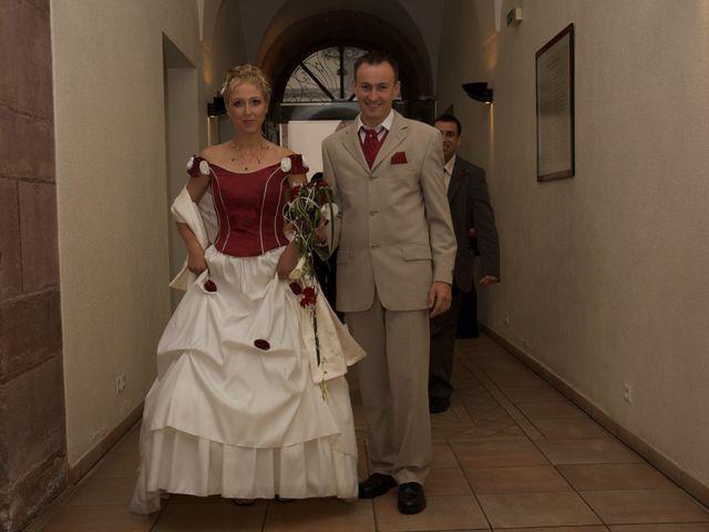 Le mariage de Julien et Aurélie à Masevaux, Haut Rhin 157