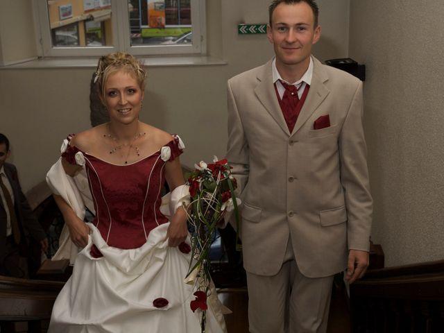 Le mariage de Julien et Aurélie à Masevaux, Haut Rhin 158