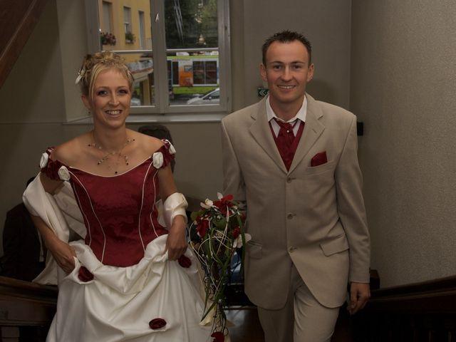 Le mariage de Julien et Aurélie à Masevaux, Haut Rhin 159