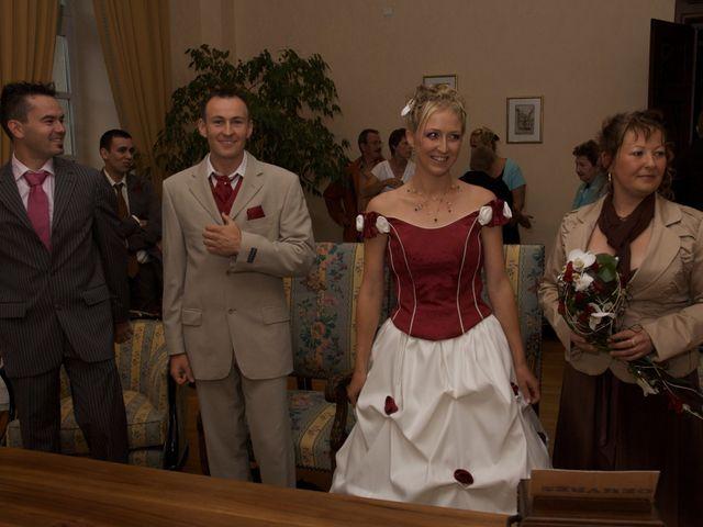 Le mariage de Julien et Aurélie à Masevaux, Haut Rhin 161