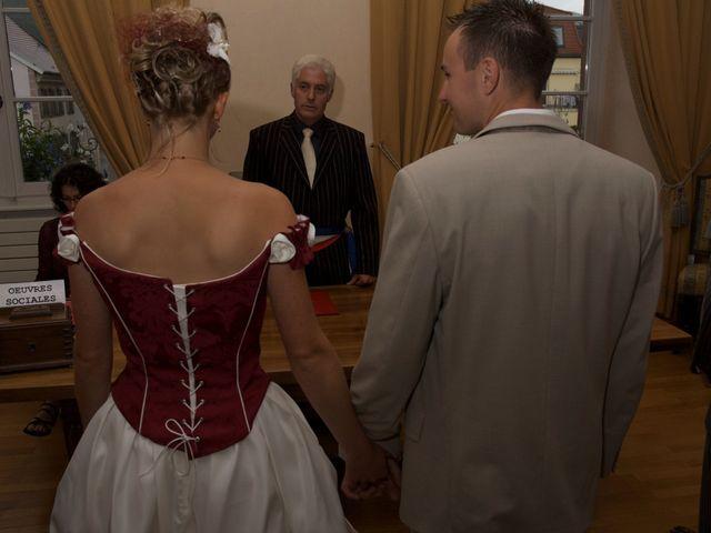 Le mariage de Julien et Aurélie à Masevaux, Haut Rhin 165