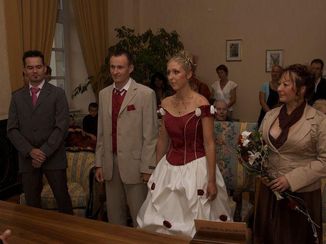 Le mariage de Julien et Aurélie à Masevaux, Haut Rhin 169