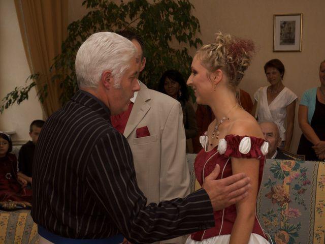Le mariage de Julien et Aurélie à Masevaux, Haut Rhin 186