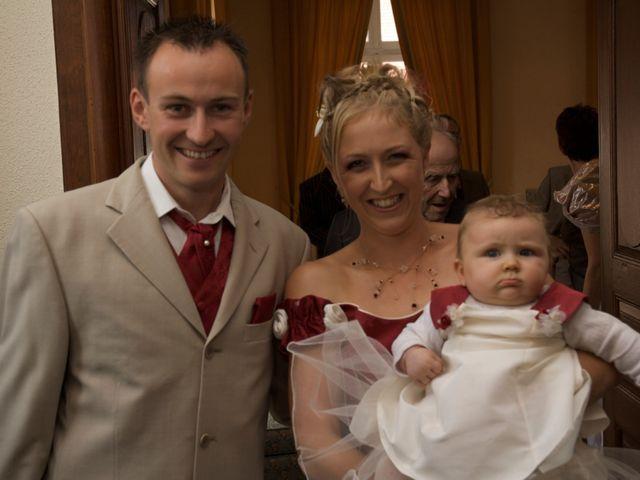 Le mariage de Julien et Aurélie à Masevaux, Haut Rhin 205