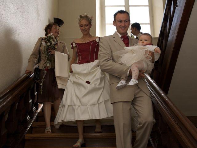 Le mariage de Julien et Aurélie à Masevaux, Haut Rhin 206