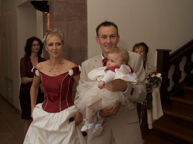 Le mariage de Julien et Aurélie à Masevaux, Haut Rhin 207