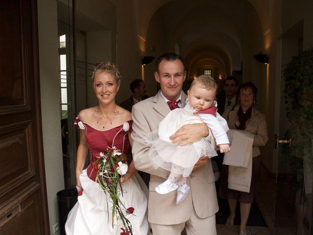 Le mariage de Julien et Aurélie à Masevaux, Haut Rhin 210