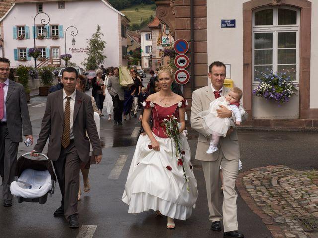 Le mariage de Julien et Aurélie à Masevaux, Haut Rhin 211