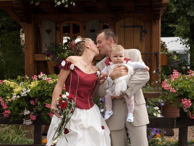 Le mariage de Julien et Aurélie à Masevaux, Haut Rhin 213